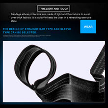 Load image into Gallery viewer, High Elastic Elbow Wrist Ankle Support Brace Bandage Compression Wrap Strap 90CM