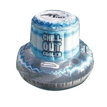 Load image into Gallery viewer, Airtime 76X54 Inflatable Inflate Chill Out Floating Cooler Ice Box Eski Pool Toy