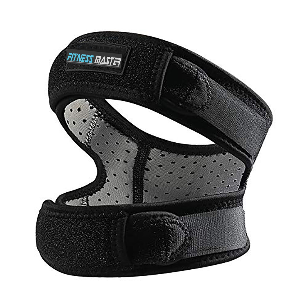 Adjustable Knee Strap Patella Arthritis Jumper GEL Sports Brace Support Pad