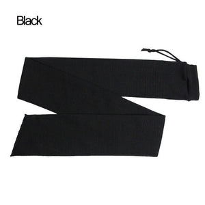 "Hunting Airsoft Rifle rope Knit Holsters Long 52""  Gun Sock  Protector Cover Bag Moistureproof Storage Bags"