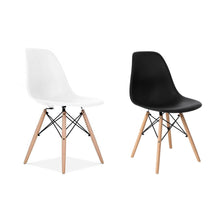 Load image into Gallery viewer, Retro Replica Eiffel Dining Chairs DSW Cafe Kitchen Beech Wooden