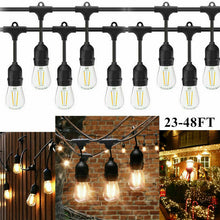 Load image into Gallery viewer, 10-100m LED Festoon String Lights Light Xmas  Wedding Party Waterproof Outdoor