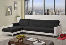 Load image into Gallery viewer, Sofa bed 3m Linen Fabric 5 Seater Recliner Coner Funton Couch Lounge 3 Colors-FB Special