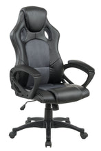 Load image into Gallery viewer, Grey Color Executive Gaming Chair Office Computer Seating Racer Recliner Chairs