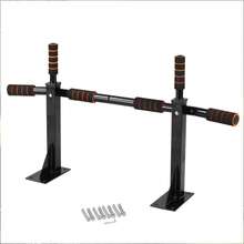 Load image into Gallery viewer, Wall Mounted Chin Up Pull Up Bar Trainer Power Training Gymnastic Suspension