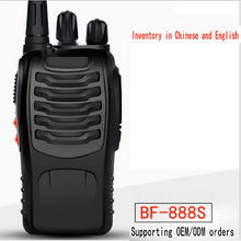 Load image into Gallery viewer, Walkie Talkies 2x 5W UHF 16CH BF 888S Radios Two-Way Radio UHF 400-470MHz