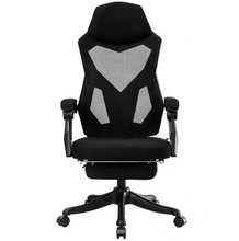 Load image into Gallery viewer, Gaming Home Office Chair Executive Computer Chairs High Back Mesh Seating Racing Recliner Footrest