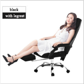 Gaming Home Office Chair Executive Computer Chairs High Back Mesh Seating Racing Recliner Footrest