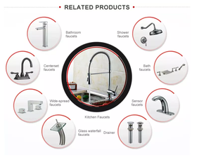 Kitchen Bathroom Laundry Shower Water Basin Mixer Tap Vanity Sink Faucet WELS-Type K