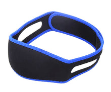 Load image into Gallery viewer, Stop Snoring Chin Strap Device Anti Snore Sleep Apnea Belt Solutions Jaw
