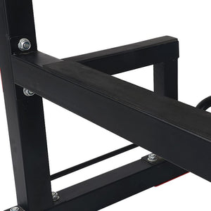 Dip Tower Knee Raise Chin Up Push Up Geym Station Weight Bench Rack Fitness Multi Function