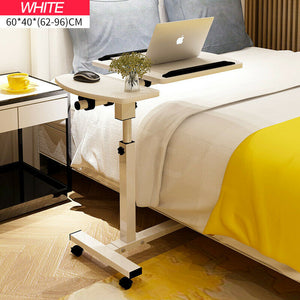 Computer Desk Home Folding Adjustable Removable Laptop Stand Notebook Working Table
