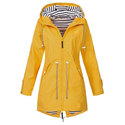 Women's Lightweight Raincoat