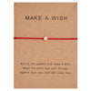 Make a Wish Fashion Bracelet - Daryljr store