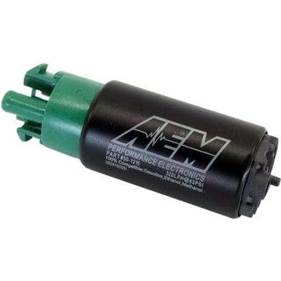 AEM Electronics 340lph E85 Hi Flow In-Tank Fuel Pump w/ Hooks