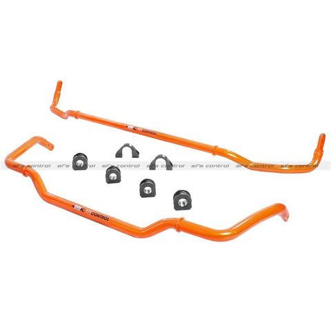 aFe Control Sway Bar Set 14-15 BMW M3/M4 (F80/82/83) - 440-503001-N
