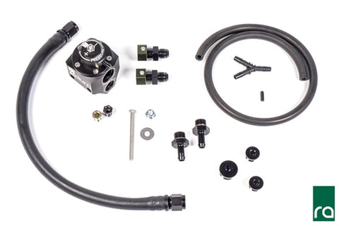 Radium Fuel Pressure Regulator (FPR) Kit - 08-14' WRX / 08'+ STi