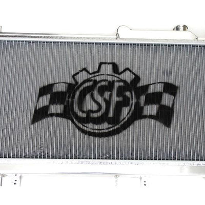 CSF Racing Radiator - 08-14' WRX / 08'+ STi
