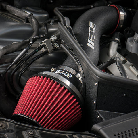 CTS Turbo Air Intake System - B8/B8.5 S4, S5, SQ5 (3.0T)