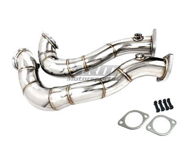 ARM Motorsports Catless Downpipes - BMW 335xi (AWD - N54)