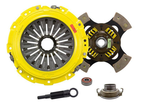 ACT 2006 Subaru Impreza HD-M/Race Sprung 4 Pad Clutch Kit - SB10-HDG4