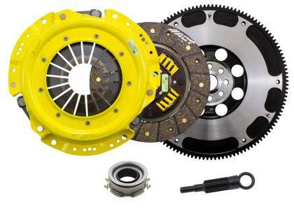 ACT Heavy Duty Performance Street Disc Clutch Kit (Flywheel Included) - Subaru BRZ 13'+ / Toyota 86 17'+ / Scion FR-S 2013-2016'