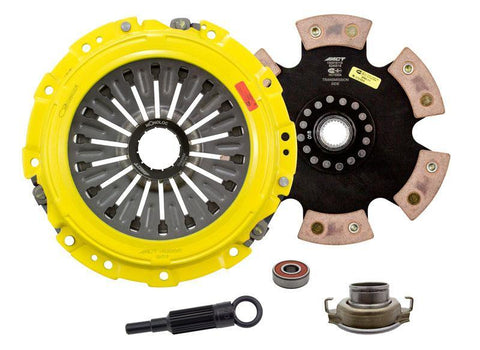 ACT 2006 Subaru Impreza HD-M/Race Rigid 6 Pad Clutch Kit - SB10-HDR6