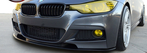 BMW F30 3-Series DP-Style Front Lip (M-Tech/Sport Front Bumper Only)