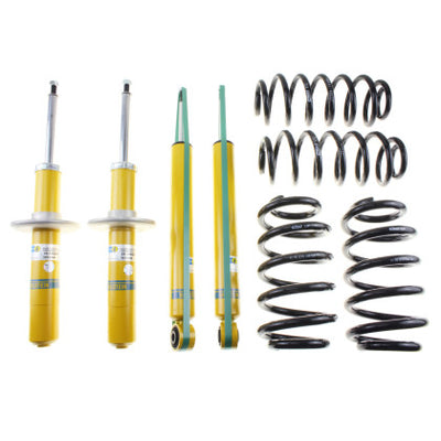 Bilstein B12 Front and Rear Suspension Kit - 10-17 Audi S5