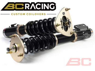 BC Racing BR Coilovers - 2011-2014 Subaru STi Sedan