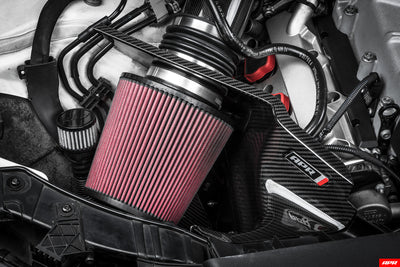 APR Open Carbon Fibre Air Intake System - Audi B8 / B8.5 S4, S5, SQ5 (3.0T)