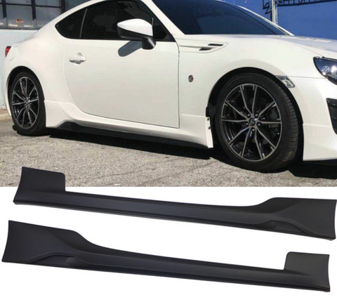 2013-2019 Scion FR-S / Toyota 86 J-Style Side Skirts