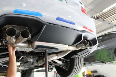 Active Autowerke Signature Catback Exhaust - BMW M2 Competition