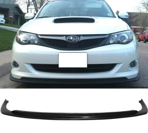 2008-2010 Subaru WRX (Narrowbody) CS Style Front Lip