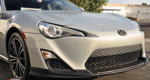2013-2016 Scion FR-S Tom-Style Front Lip