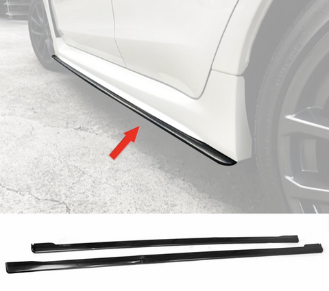 15-19' Subaru WRX/STI CS-Style Side Skirt Extensions