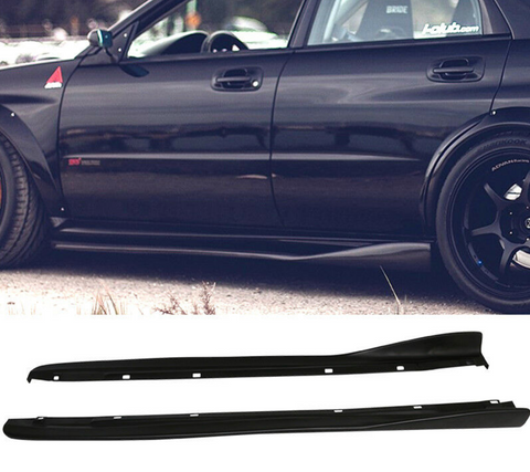 02-07 Subaru Impreza / WRX / STI CS Side Skirt Extensions