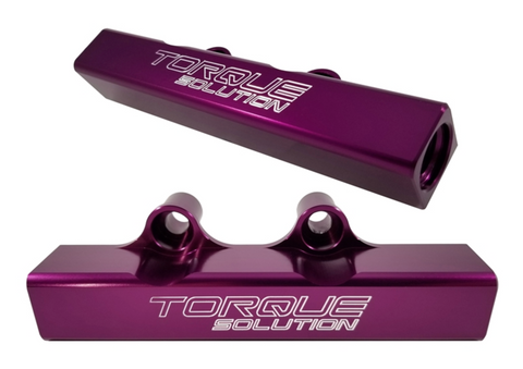 Torque Solution Top Feed Fuel Rails - 02-14' WRX / 08'+ STi / LGT / FXT