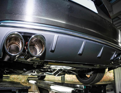 iPE Stainless Steel Valvetronic Exhaust System w/ Remote and Polished Tips - Audi S3 8V (15'+)