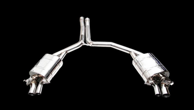 iPE Stainless Steel Exhaust System - Audi RS7 C7.5 (13-20')