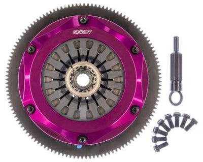 Exedy Stage 5 Triple Metallic Disk Clutch Kit - 04'+ STi