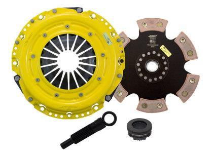 ACT HD/Race Rigid 6 Pad Clutch Kit - 06-09 Audi S4 & 07-08 Audi RS4