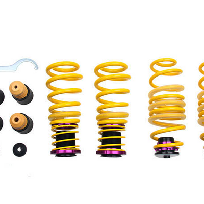KW Coilover Kit V3 - 05-08 Audi A4 Sedan