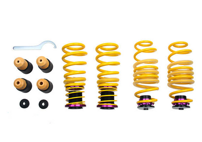 KW Coilover Kit V3 - 18-19 Audi S5 Coupe w/ EDC