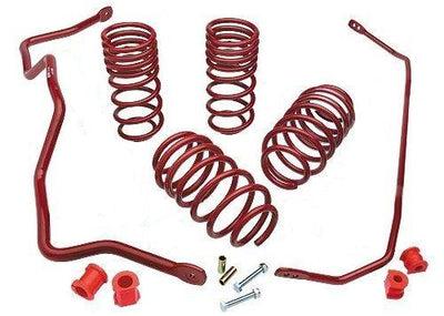 Eibach Pro Plus Kit for 02-08 Audi A4 Avant, Quattro, B6/B7 4 Cyl. - 1584.880