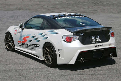 Chargespeed T2 Full Body Kit - Subaru BRZ / Scion FR-S / Toyota FT86