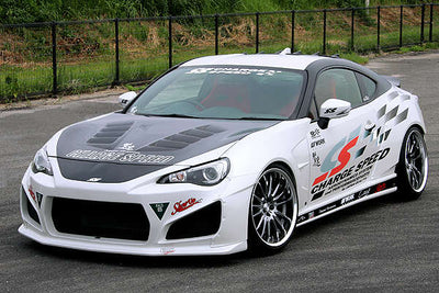 Chargespeed Full Widebody Kit - Subaru BRZ / Scion FR-S / Toyota FT86