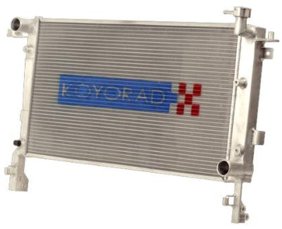 Koyo Aluminum Racing Radiator (Manual Transmission) - 08'+ WRX & STi