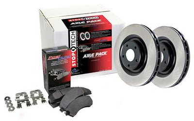 Stoptech Preferred Axle Pack Service Kit (Front) - Audi B7 A4