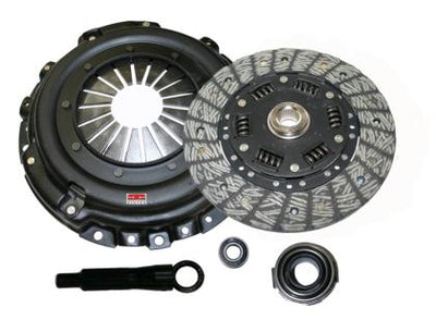 Competition Clutch 06-11 WRX / 05-11 LGT Stage 2-Steelback Brass Plus Clutch Kit (Includes Steel Flywheel)